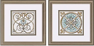 Paragon Picture Gallery Coventry I by KH Studio - Set of 2 Wall Art - 2470