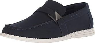 Unlisted by Kenneth Cole Mens Emersin Slip on Blue Size: 7.5 UK