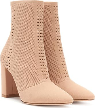 a72bc7c7dfa5 Gianvito Rossi Exclusive to mytheresa.com - Vires knitted ankle boots