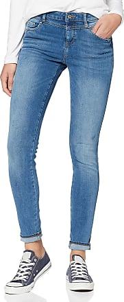 EDC by Esprit Womens 109cc1b010 Skinny Jeans, Blue (Blue Medium Wash 902), W27/L32 (Size: 27/32)