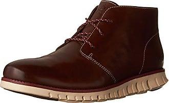 57cb6ca01 Cole Haan Mens Zerogrand Chukka Boot, Chestnut, 7.5 M US