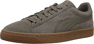 7213498414c539 Puma Mens Suede Classic Natural Warmth Fashion Sneakers