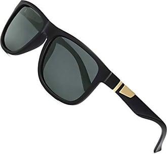 CGID Designer Oversized Runde Polarisierte Sonnenbrille f/ür Frauen Retro Damen Sonnenbrille 100/% UV400 M60