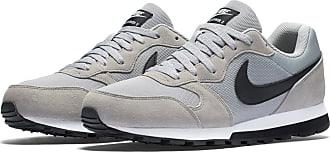 Nike MD Runner 2 Herren Laufschuhe Wolf grau Elegant 11