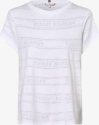 Tommy Hilfiger Damen T-Shirt weiss