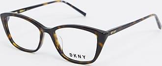 DKNY City Native City Native square glasses with demo lens-Black