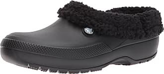 Crocs Unisexs Classic Blitzen III Clog, Black (Black/Black), M4/W5 UK, 37-38 EU