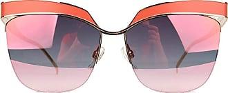 Ana Hickmann Óculos de Sol Ana Hickmann Ah3179 05a/62 Laranja