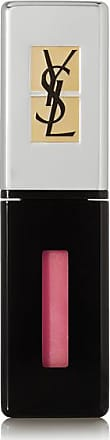 Yves Saint Laurent Beauty Rouge Pur Couture Lip Lacquer Glossy Stain - Eau De Corail 203 - Pink