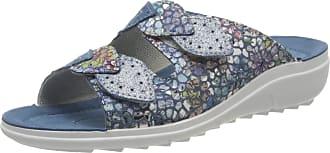 Rohde Womens Bolongna Mules, Blue (Jeans 55), 3.5 UK