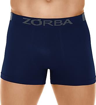 Zorba Cueca Boxer Microfibra Extreme, Zorba, Masculino, Marinho, GG