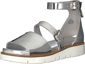 757ce291a0d Nine West Nine West Womens SATORIA Synthetic Flat Sandal