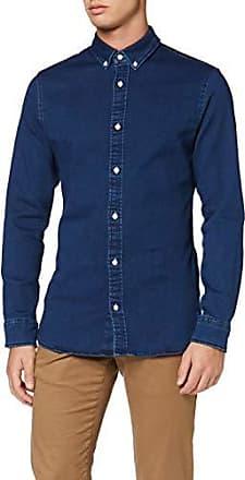 Jack /& Jones Jorrick Shirt LS Org Camisa Casual para Hombre