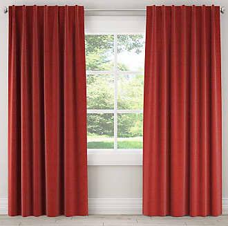 Skyline Furniture Linen Single Panel Blackout Curtain Linen Conifer Green - CCU10120BLLNNCNFGRN