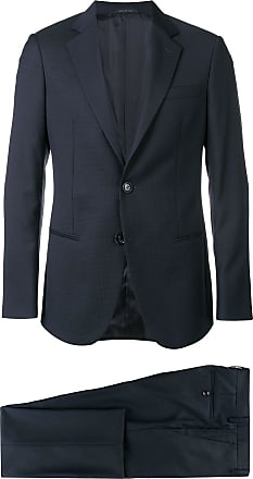 Giorgio Armani two-piece suit - Blue