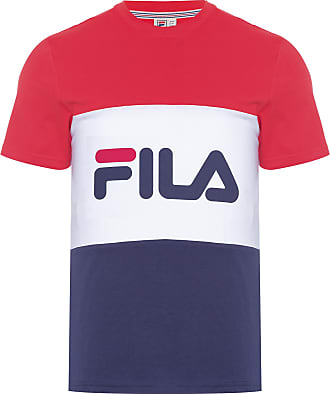 cupón doble límpido a la vista incomparable Fila® Camisetas: Compre com até −56%   Stylight