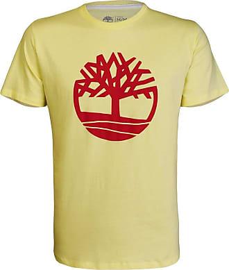 Timberland Camiseta Timberland Logo Yellow (G)
