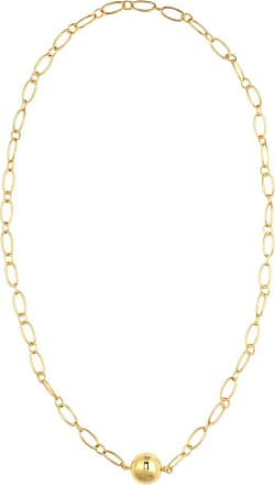 Timeless Pearly Gold-plated necklace