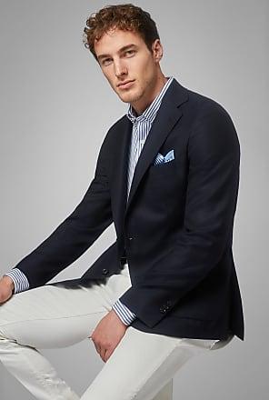 Boggi Milano blazer blu milano in lana