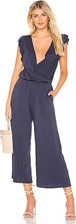 Velvet Wynonna Jumpsuit in Blue