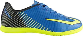 Topper Chuteira Topper Ultra Futsal Azul/neon/preto