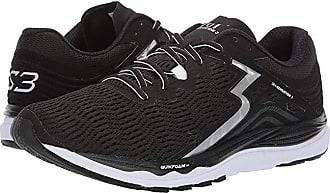 361° Sensation 3 (Black/Silver) Mens Shoes