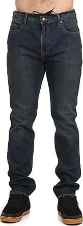 Element E02 Jeans 32W x 32L Dark Used