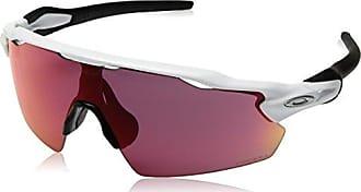 Oakley Mens Prizm Baseball Radar EV Pitch Sunglasses, Polished White, 138 mm