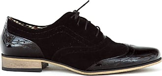 Zapato Womens Leather Oxford Shoes Model 246