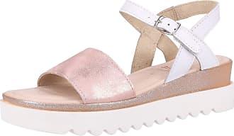Jana Womens 8-8-28701-32 Open Toe Sandals White Size: 5 UK