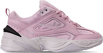 Nike Womens M2K Tekno Casual Shoes, Pink