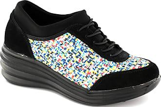 bernie mev. Rise Vivid Slip-On Wedge Sneaker (Pixel, Numeric_8)