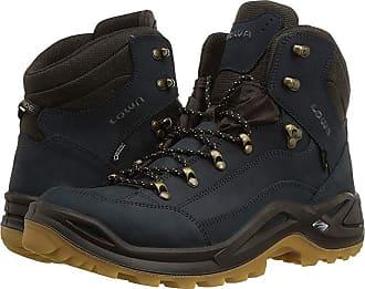 Lowa Renegade GTX(r) Mid (Navy Honey) Mens Hiking Boots b7b002d2574