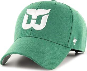 47 Brand Forty Seven Hartford Whalers NHL Vintage Logo MVP Curved Visor Velcroback Cap