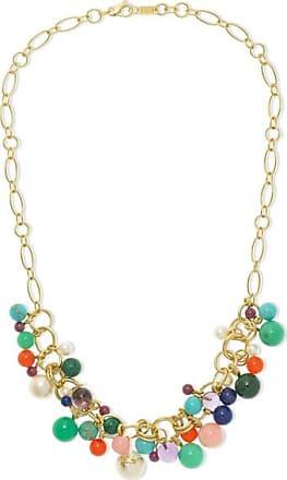 Ippolita Nova Cluster 18-karat Gold Multi-stone Necklace