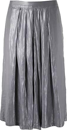 Uma Shorts Alfa - Color argento