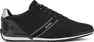 HUGO BOSS Summer Shoes in Black: 80