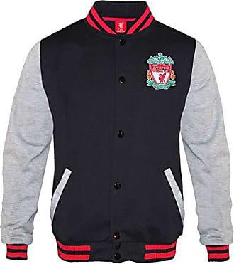 Herren Trainingstrikot aus Polyester Offizielles Merchandise Geschenk f/ür Fu/ßballfans Liverpool FC L Rot