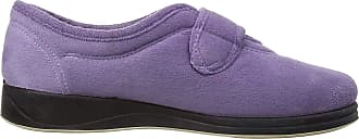 Padders Camilla, Womens Slippers, Purple, 3 UK (36 EU)