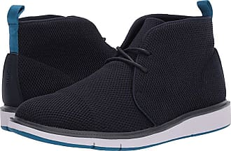 1dfd7620fceb Swims Motion Knit Chukka (Navy Seaport Blue) Mens Shoes