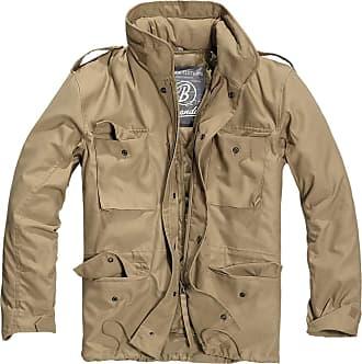Brandit M-65 Classic Mens Jacket - Camel, XXXXX-Large