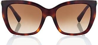 Valentino Studded acetate sunglasses