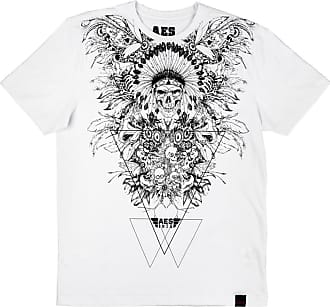 AES 1975 Camiseta AES 1975 Indian Skull - GG