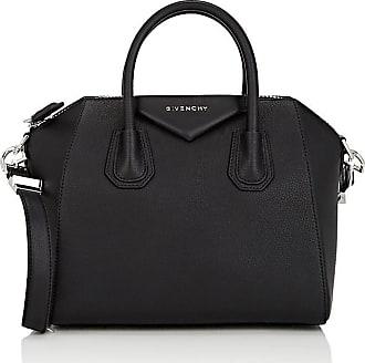3ea46e0779 Givenchy Womens Antigona Small Leather Duffel Bag - Black