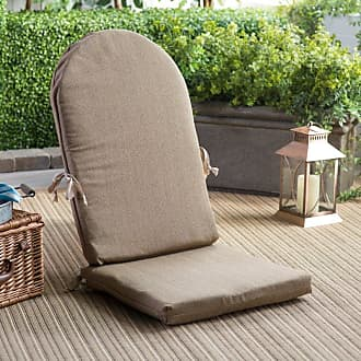 POLYWOOD Sunbrella 46 x 20 in. Adirondack Chair Cushion Sunbrella Forest Green - XPWF0010-5446