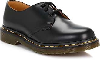 1ea502fbfe6d2 Dr. Martens Size 11 Mens Smooth Dr Martens 1461z Formal Black Leather Lace  Up Shoes