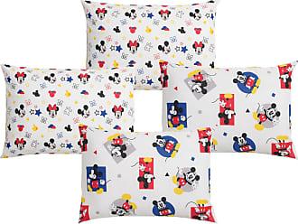 Disney Jogo de Fronhas Disney Mickey Stick e Play