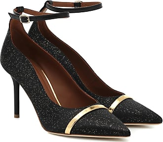 Malone Souliers Exclusive to Mytheresa - Molly 85 satin pumps