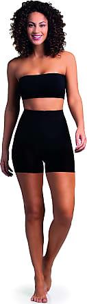 Trifil Shorts de Compressão Redutor Feminino, P, Preto