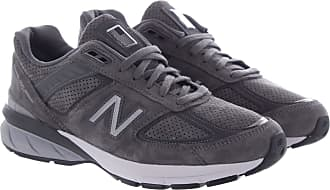 New Balance Sneakers 990 made in us in suede grigio 44.5